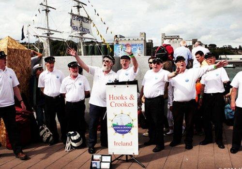 Hooks & Crookes