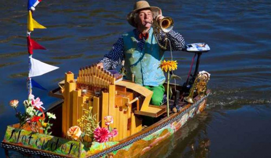 Reinier Sijpkens & The Music Boat
