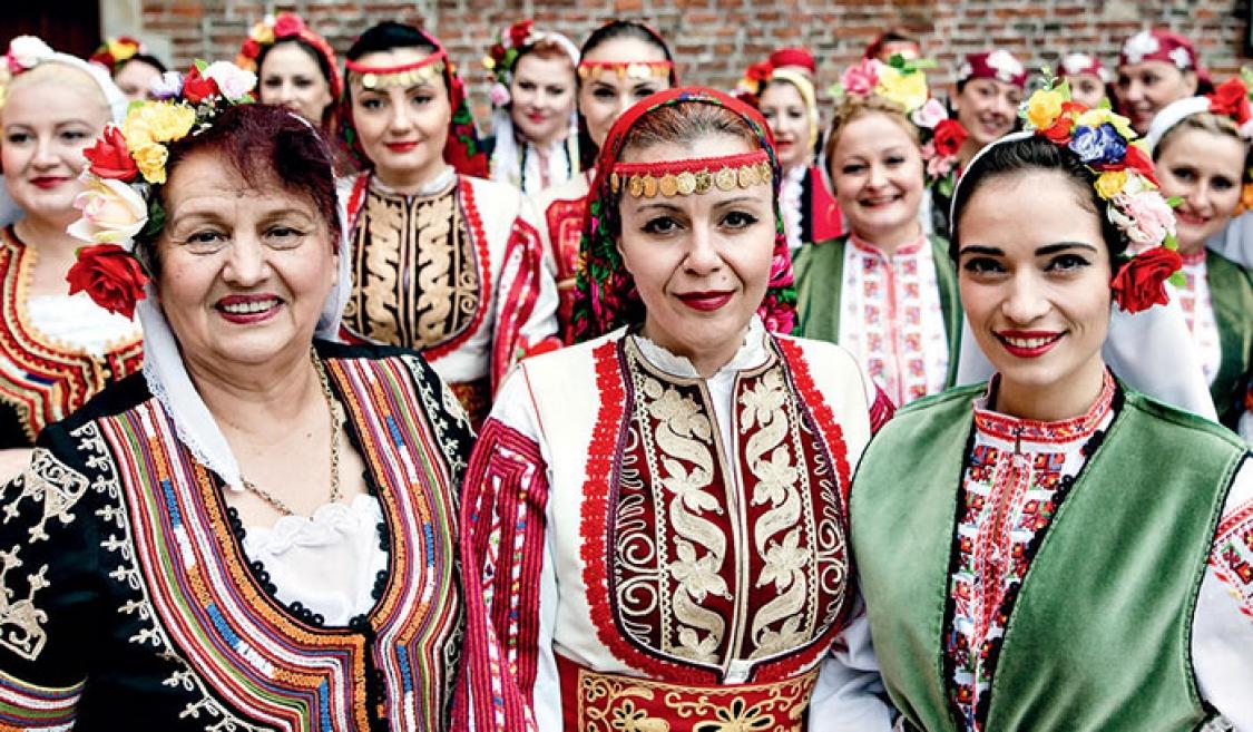 Rencontre femme bulgarie